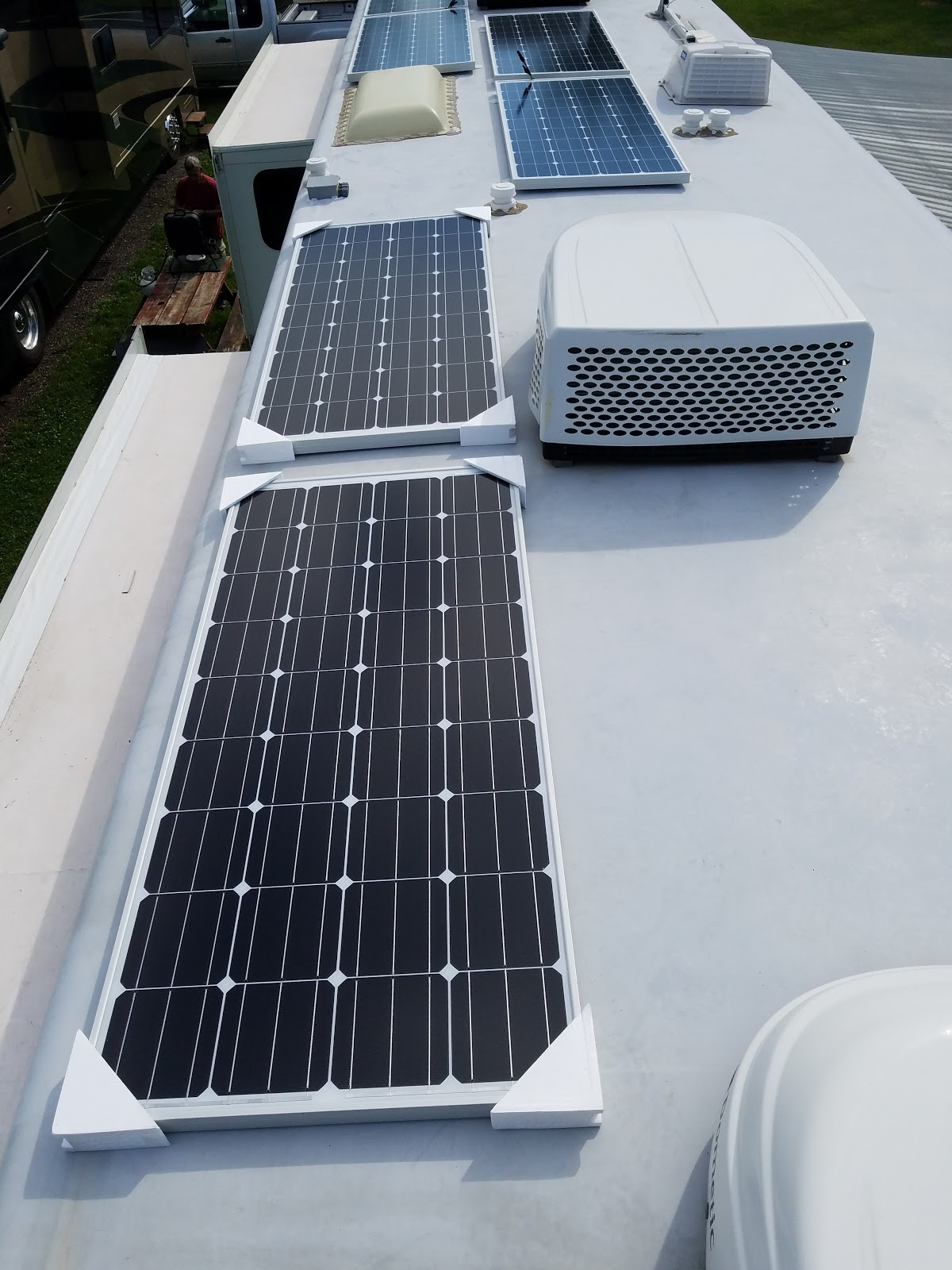 Hightec Solar Panels Product Review Always On Liberty