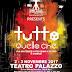 """Spettacolo. Compagnia Vitruvians: """"TUTTO QUELLO CHE"""" 2 e 3 novembre h 19.00 e 21.30 al Teatro Palazzo"""
