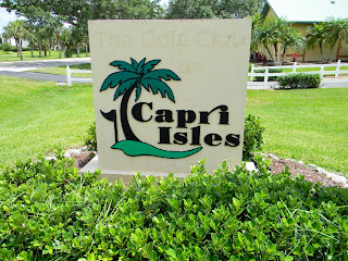 Capri Isles real estate for sale in Venice Fl