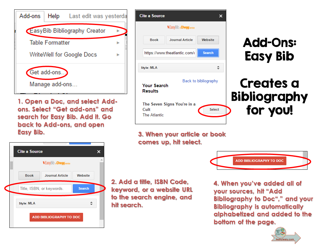 Students Enter The Website Url, Book Isbn, Or Title, Etc Easy Bib Formats