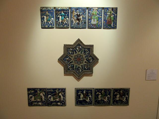 tiles in Casa Museu Frederico de Freitas