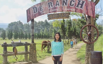 De' Ranch Lembang, Tempat wisata instagramable di jawa barat