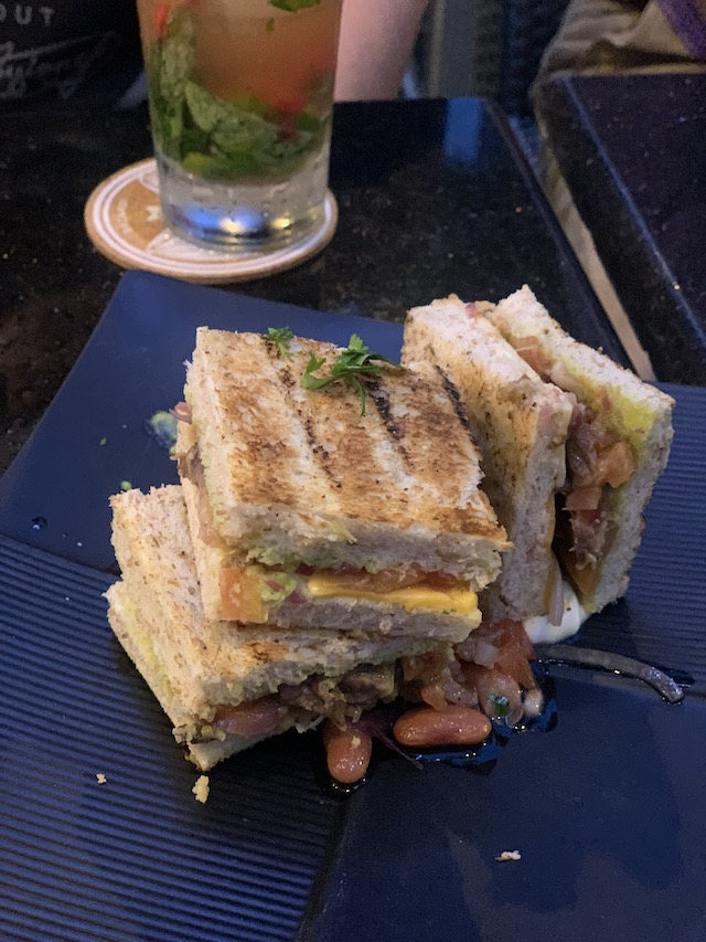 Pulled Beef Toast - RM22