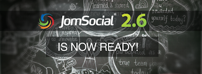 Free Download JomSocial 2.6