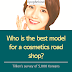 Girls' Generation Yoona chosen as the best model for a cosmetics road shop