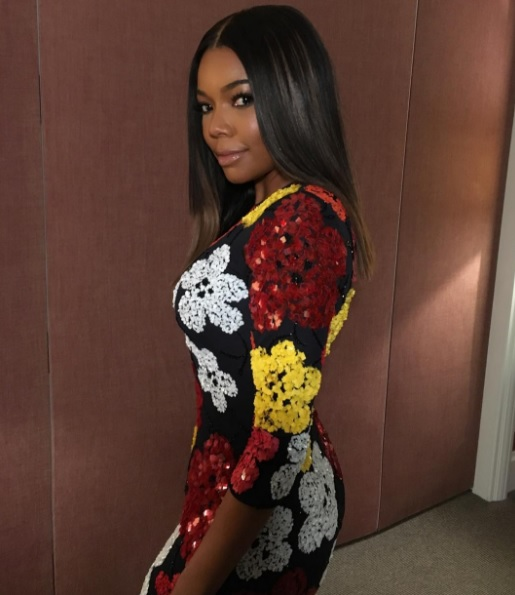 Gabrielle Union Launching New A Textured Hair Care Line
