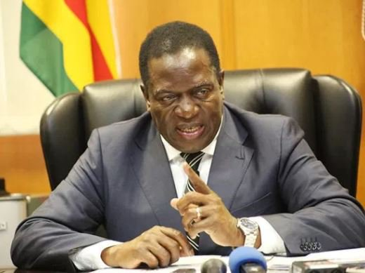 Zimbabwean President issues 3-months ultimatum to looters to return stolen funds
