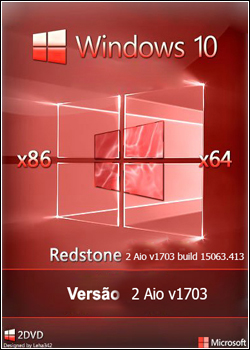 Download Windows 10 Redstone