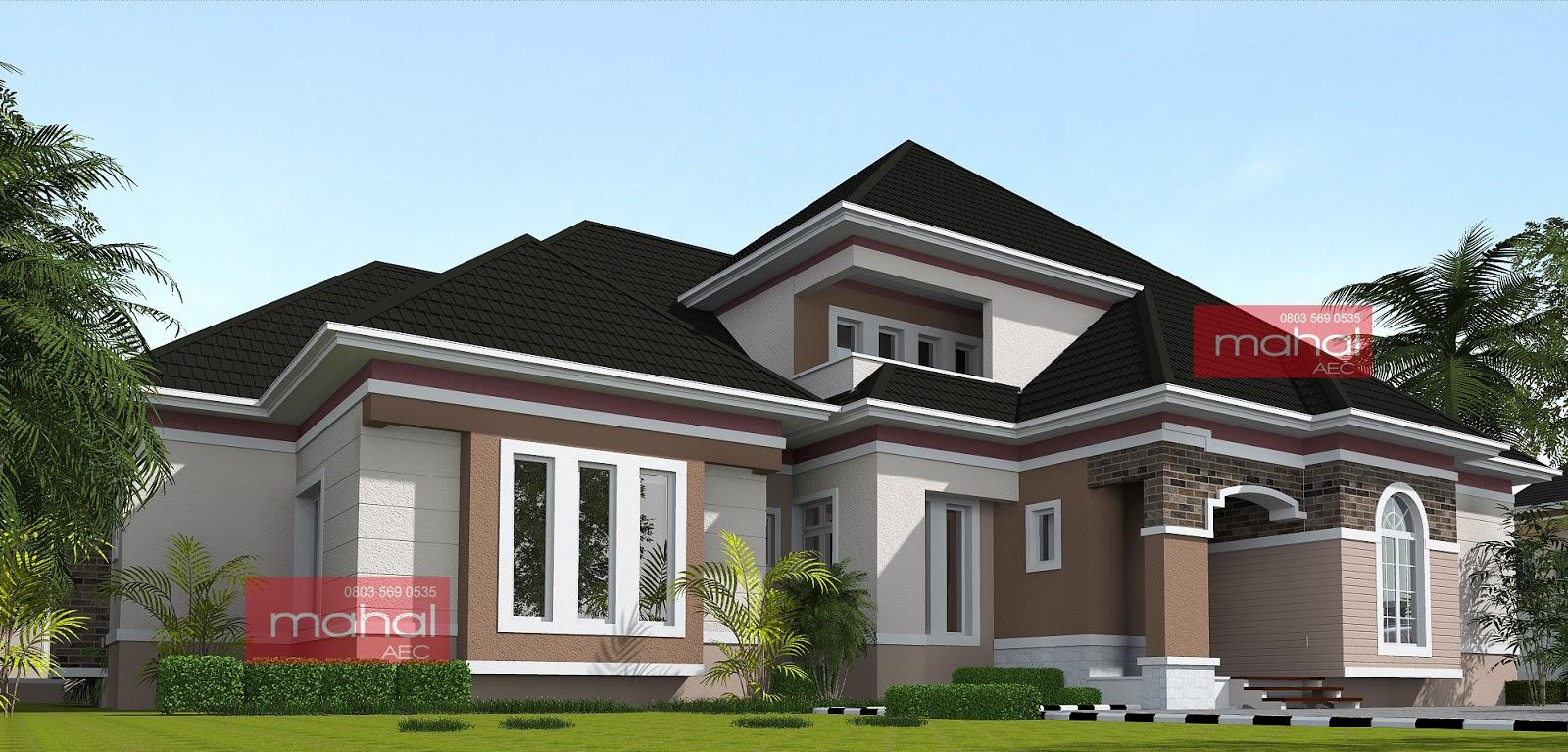 Contemporary Nigerian Residential Architecture: Ayedun ...