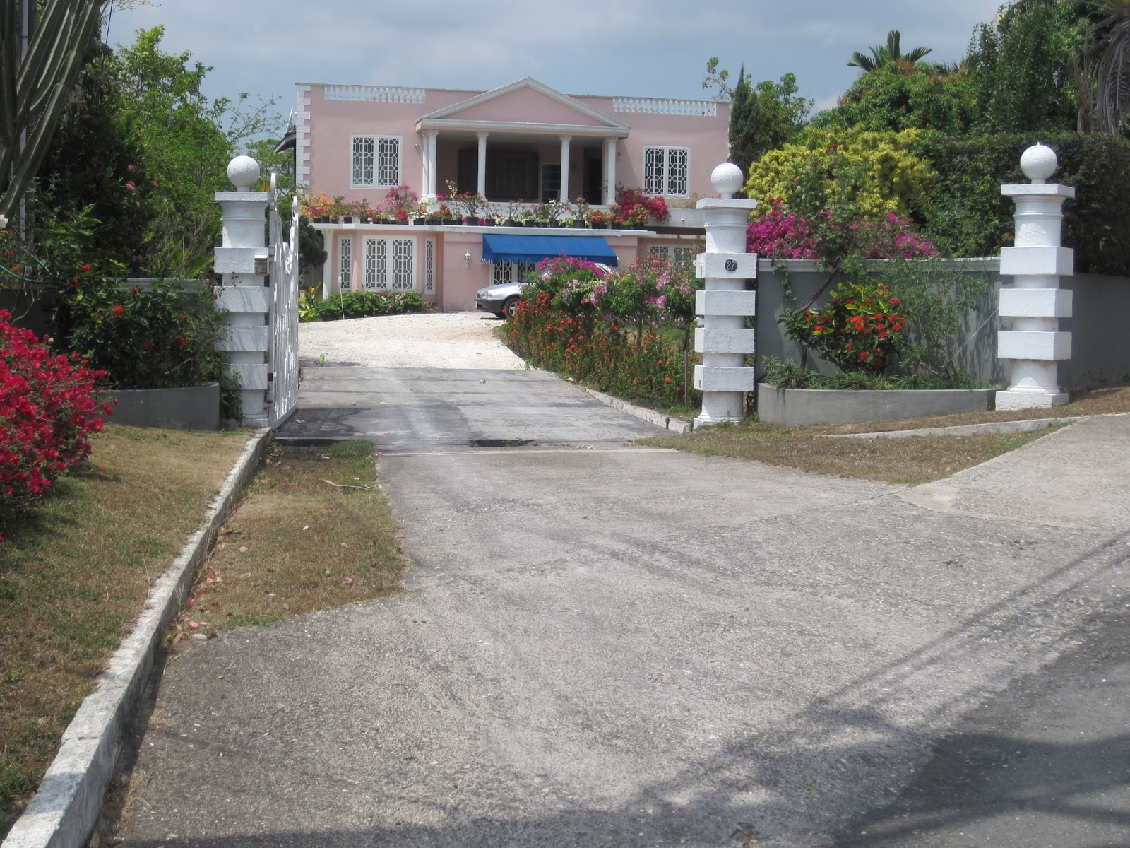 Jamaican till i die jamaica returning residents info for Building a house in jamaica