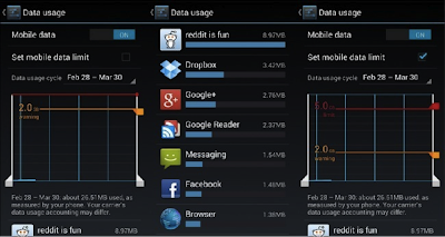 Cara Menghilangkan Notifikasi Penggunaan Data Di Android