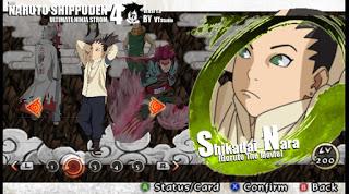 Mod Texture Shikamaru [Shikadai Boruto The Movie] NSUNI