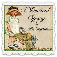 Whimsical Spring banner by My Little Inspirations