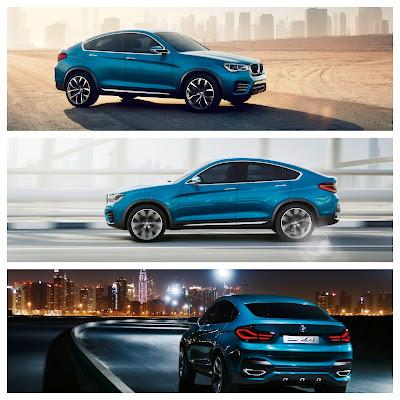 New BMW X4