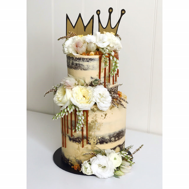 To the Aisle Australia Bespoke Wedding Cakes