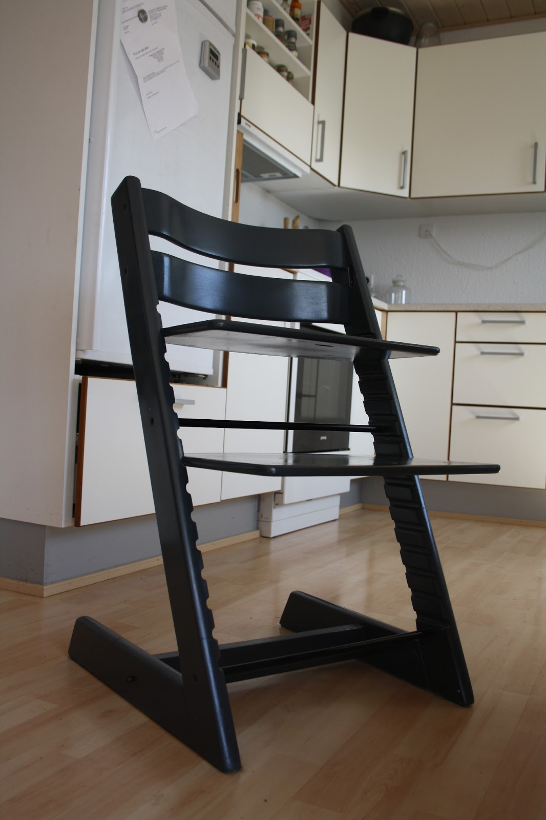 hverdags mor diy hynde til stokke trip trap stol. Black Bedroom Furniture Sets. Home Design Ideas
