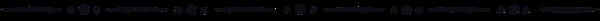 シンプルなライン素材(飾り線2)