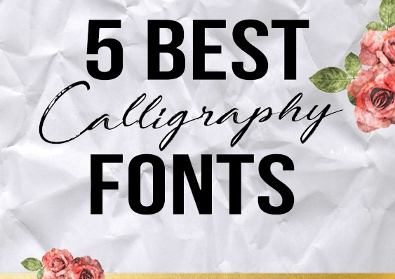 favorite free fonts for blogging