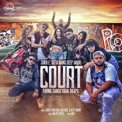 Court (2016) - Gitta Bains