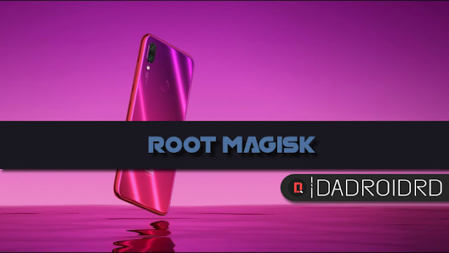 Cara ROOT Redmi Note 7 Pro