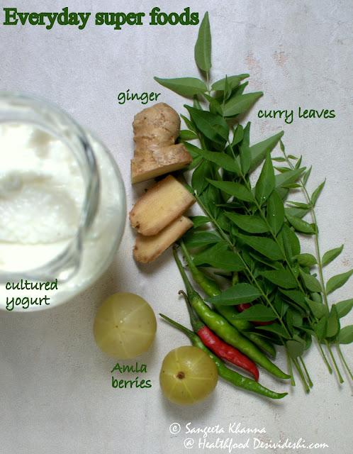 amla herb buttermilk
