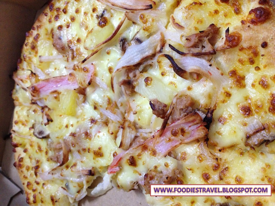 Foodiestravel Chapter 73 Weekend Treat With Domino S Pizza