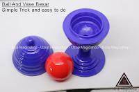 Jual alat sulap ball and vase besar