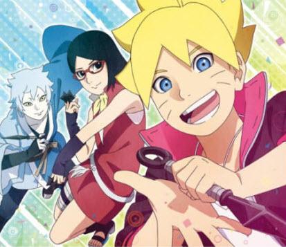 Cover Mp3 Baton Road (Ost Boruto : Naruto Next Generation)