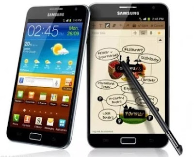 Kelebihan dan Kekurangan HP Samsung Galaxy Note 1, Review HP Samsung Galaxy Note 1