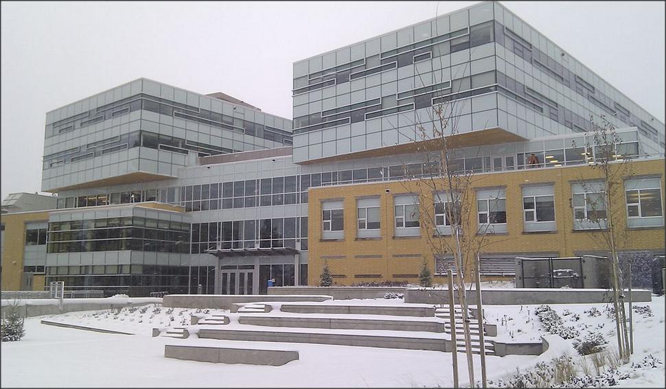 Gedung Manajemen dan Pendidikan Teknik (UBC Okanagan)