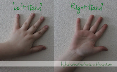 How to hold your hands