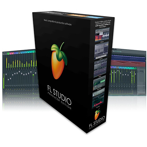 FL STUDIO PRODUCER EDITION 20 0 1 BUILD 455 + CRACK - 1001