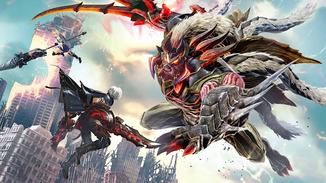 God Eater Series 9th Anniversary Special Broadcast set for February 4