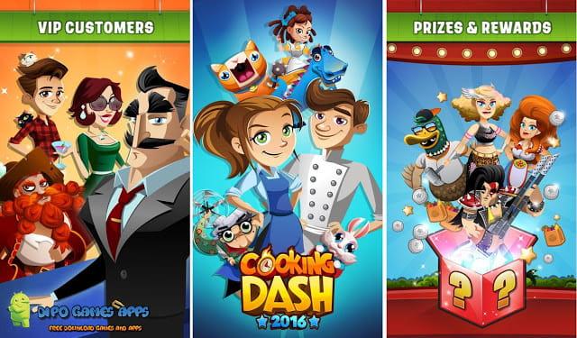 Free Download Cooking Dash 2016 Apk Terbaru 2018