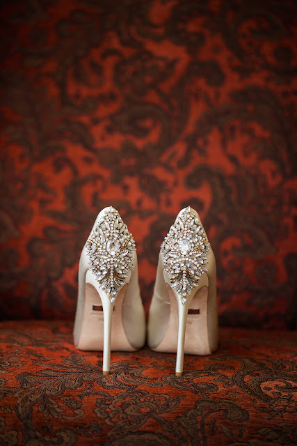 Kiara Badgley Mischka Wedding Heels