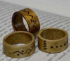 Membuat Kerajinan Tangan dari Stik Es Krim – Cincin Bermotif