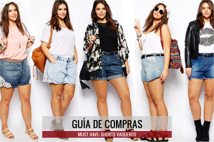 Shorts vaqueros · Summer Must Have (Guía de Compras)