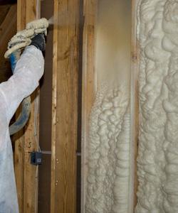 Spray Foam Insulation in Myrtle Beach, SC