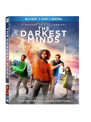 The Darkest Minds 2018 Blu Ray