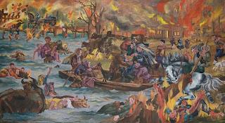 Peshtigo, el incendio más mortífero de la historia