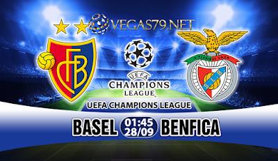 Nhận định, soi kèo nhà cái Basel vs Benfica
