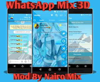GBWhatsAppMix v7.60 WhatsAppMods.in