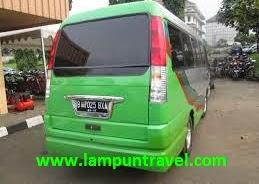 Travel Rawamangun Lampung