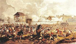 1799年6月18日の海戦 - Action o...