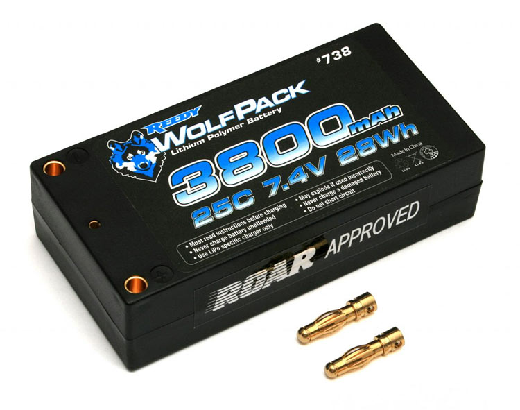 Reedy WolfPack Shorty Lipo