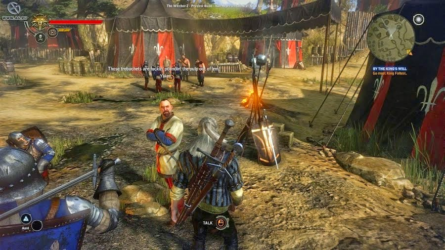 Free Download The Witcher 2 Assassins of Kings Pc Game Full Version