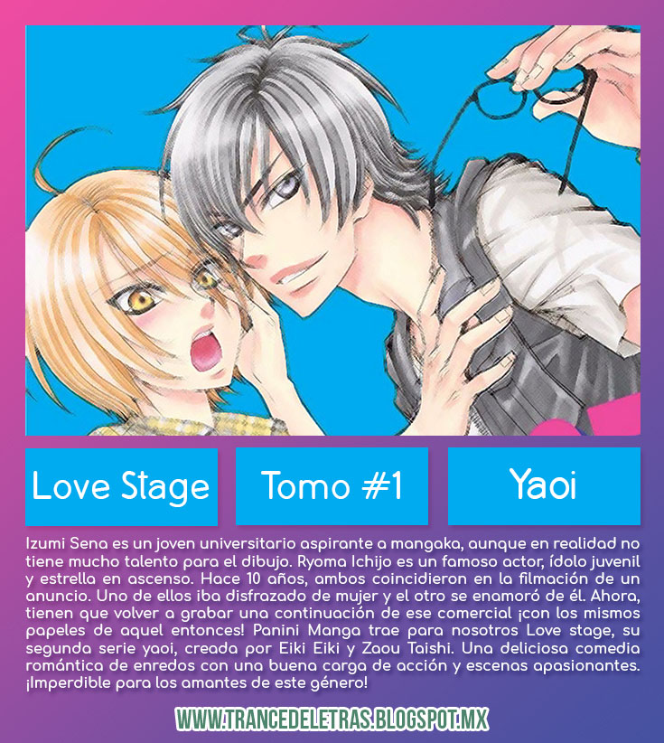 https://www.goodreads.com/book/show/13350061-love-stage-1?ac=1&from_search=true