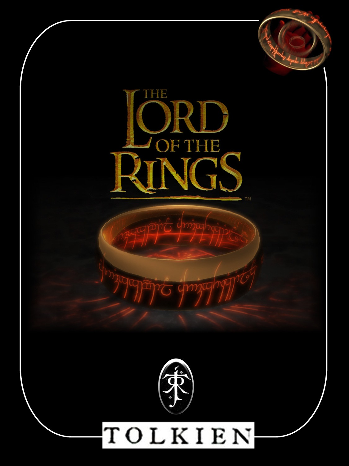 Book analysis lord of the rings