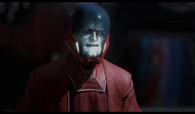 Second Screenshot from Star Wars battlefront II trailer