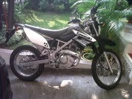 KLX 150S Hitam